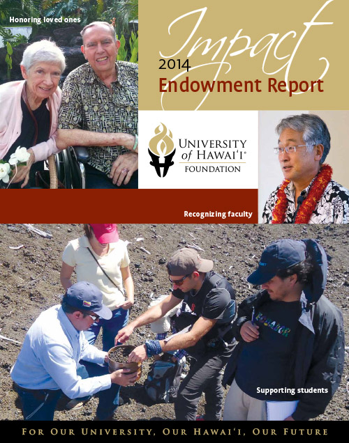 Endowment Report 2014