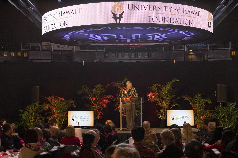 UH Mānoa and UH System Scholarship Celebration   University