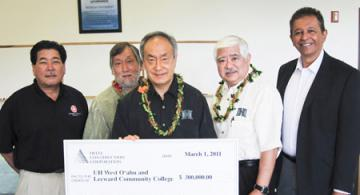Honoring a Father by Helping UHWO Students