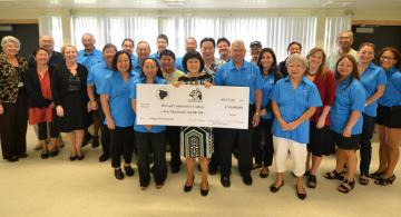 Japanese Chamber Supports Hawai'i CC