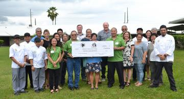 JCCIH supports Hawai'i CC students