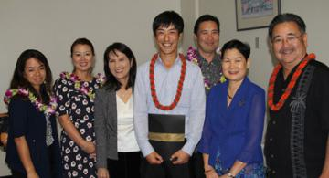 Hawaii H.I.S. Corp. Establishes Scholarship At TIM