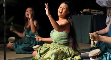 Help Bring Hawaiian Culture to the Stage