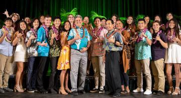 Impact on Students | University of Hawai'i Foundation