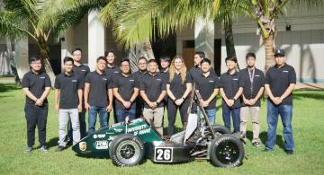 Rainbow Warrior Racing -- Team Photo