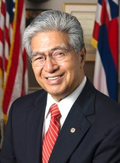 UH Regents Honor New Scholars, Sen  Akaka | University of