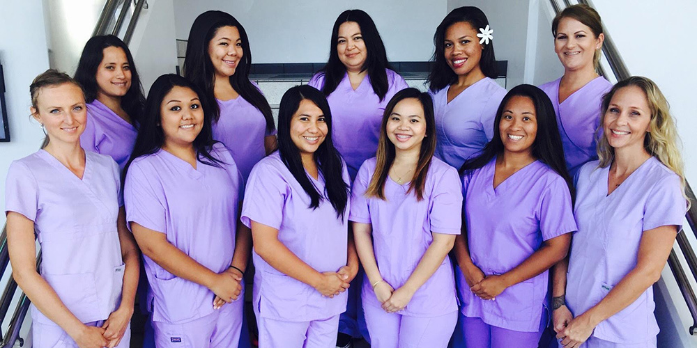 UH Maui College Dental Hygiene Class of 2017