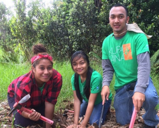Giving Hawaii Island Students the Boost to Thrive