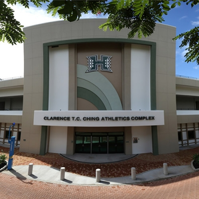 Clarence T.C. Ching Athletics Complex
