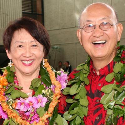 Rose & Ray Tseng