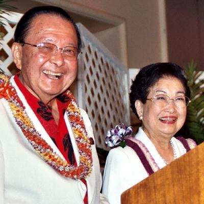 Daniel & Maggie Inouye