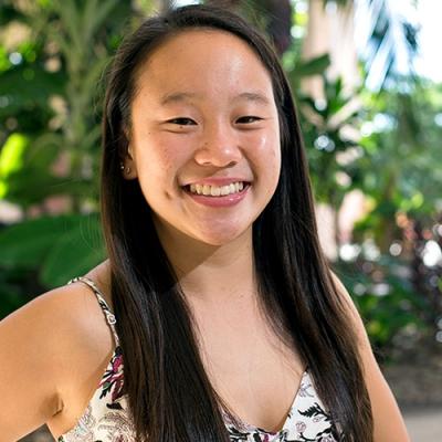 Scholarships help Hannah stay home