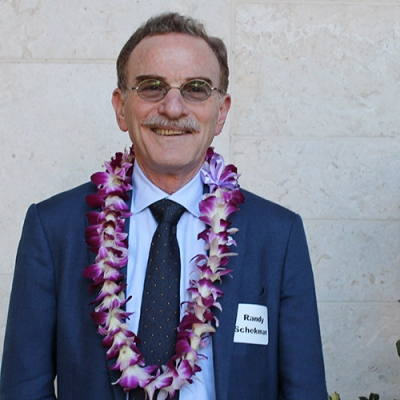 2013 Nobel Laureate Speaks At Cancer Center