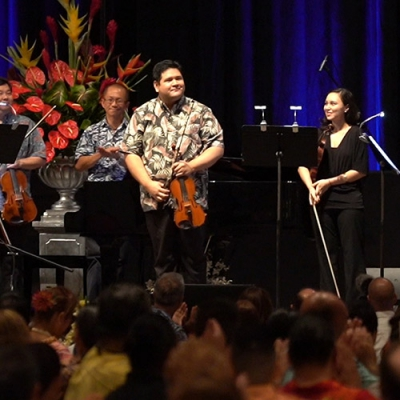 World Premiere of Raise Hawaiki