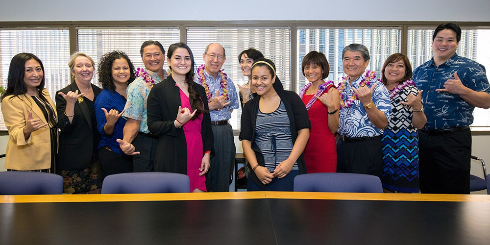 The Clarence T C  Ching Foundation Donates $90,000 for Kapi