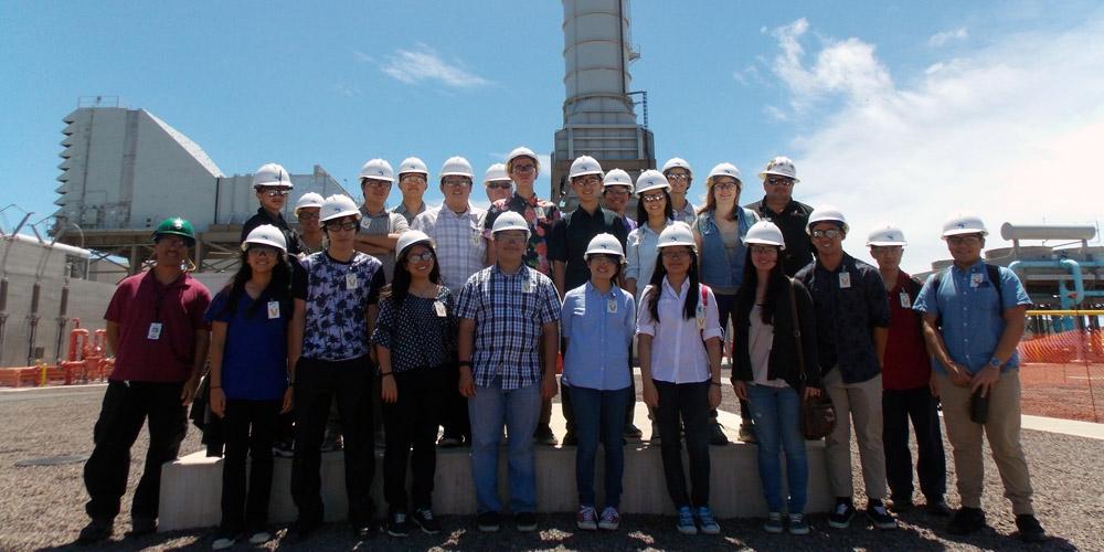 Hawaiian Electric Companies Industry Site Visit