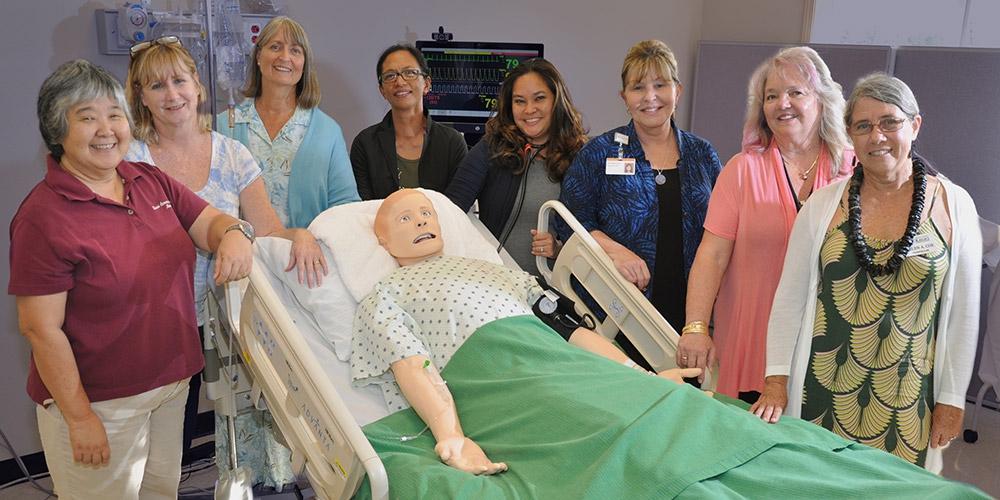 HMSA and Wilcox Medical Center donate $75,000