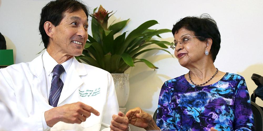 Dr. Thomas Kosasa & Dr. Santosh Sharma